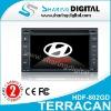 Sharing Digital Touch Screen Car GPS Navigation for Hyundai Hyundai Terracan