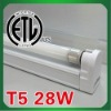 28W T5 fluorercent lighting fixture