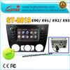 special car dvd player for for bmw 325i E90/ E91/ E92/ E93 with manual frame, Radio, bluetooth, ipod, canbus, usb sd slot..
