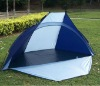 sun shelter of wind proof beach tent