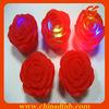 hot sale multicolor changing led rose night light