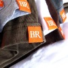 Woven apparel label