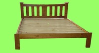 lyttelton wooden bed (hy-bed-006)