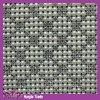 Handmade 24Rows Pearl Crystal Mesh in Wholesale