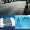 Die Cut LOCATION PACKAGE EPE Foam Sheet Making Machine