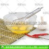 best selling clear glass bowl with eggbeater