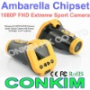 CKM-38 Waterproof Sport Camera With Laser Function