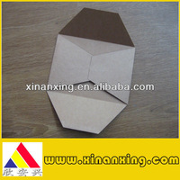 Euro-style kraft paper customized envelope for cards and gifts