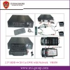 4 channel Car DVR with Network with 500GB HDD, Vehicle DVR