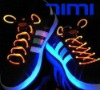 New LED ShoeLace Magically Lighting the Night