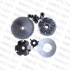 GY6 50 drive clutch assy/scooter 50cc engine parts