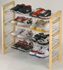 Shoes rack, storage rack, wire rack, bathroom shelf, household,chrome plated