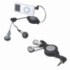 Mini Retractable Earphone,MI-001S