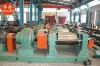 Reclaimed rubber mahcinery (XKJ-450 rubber refiner machinery) waste tyre recycling plant