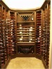 Wooden wine cellar (wc1001)