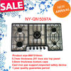 Sales promotion!Kitchen appliance.Hot selling built in gas hob