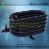 Trombone coaxial Heat Exchanger of heat pump