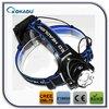 10-watt 4*AA or 16850900lm focusable cree led headlight