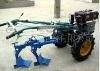 CT151 15HP Farm Walking Tractor with Fullow Plough