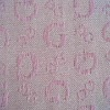 100% polyester jacquard oxford fabric for bag use