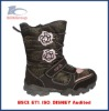 hight cut boots brown for pretty girls 3-15 years old