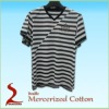 100% Mercerized cotton mens T shirts 2013 New