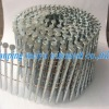 GALVANIZED WIRE COIL NAILS (AN PING FACTORY )