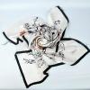 2012 fashion silk aquare scarf 60*60silk scarf