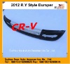 For CRV 2012 Car body kits 4x4 R.Y Style rear bumper accessories