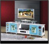 high quality Home tv stand with nice sound and digital photo fram