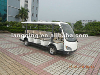 Electric Shuttle Bus LQY145B