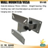 "Hot hot !!! 21"" 180 degrees swivel tv wall mount (YF-F-01)"