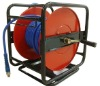 HR01 Manual Driven - Open Type - Steel Case Hose Reel