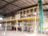 Sesame seed processing production line