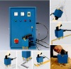 wood working machinery for fast gluing