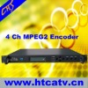 Mpeg-2 dvb cable tv digital Encoder