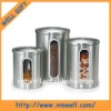 2012 NEWEST stainless steel coffee & tea storage canister