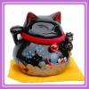 """8""""japanese wish cat"""