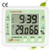 KT202 digital room temperature control clock