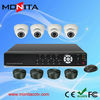 H.264 4CH DIY Security camera dvr system Kit