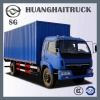 DD5163XXYBCP1 4x2 Blue Manual Transmission Truck for Export