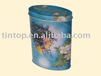 coffee & tea tin