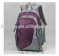purple teenage girl school bags