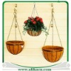 Hanging Grow Basket With Coconut Liner