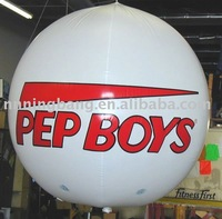 Advertising inflatable global PVC balloons