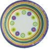 Decoration paper plate