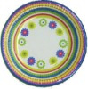 Decoration paper plate