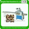 DESH Small Square Chocolate Packaging Machine Manufacturer