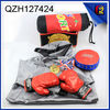 6IN1 team leather boxing gloves QZH127424