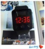 New Arrival Sliding Screen Watch Fashion Silicone Watch Gift Watch LED Watch Black Digital Watch